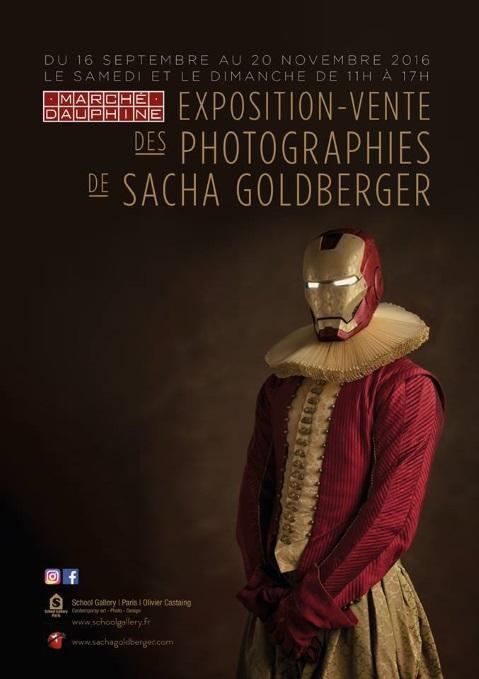 Les Puces Fantastiques de Sacha Goldberger