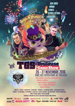 <Toulouse Game Show
