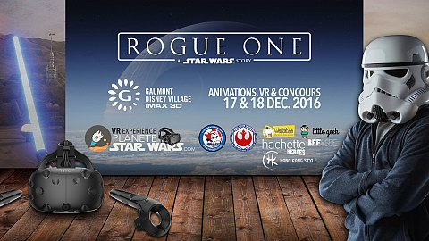 Sortie PSW Rogue One 2 (week-end)