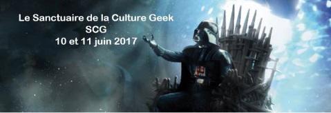 <Le Sanctuaire de la Culture Geek