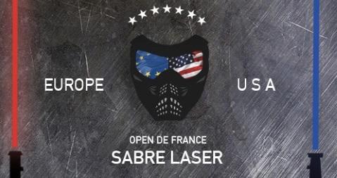 International French Open Sabre Laser