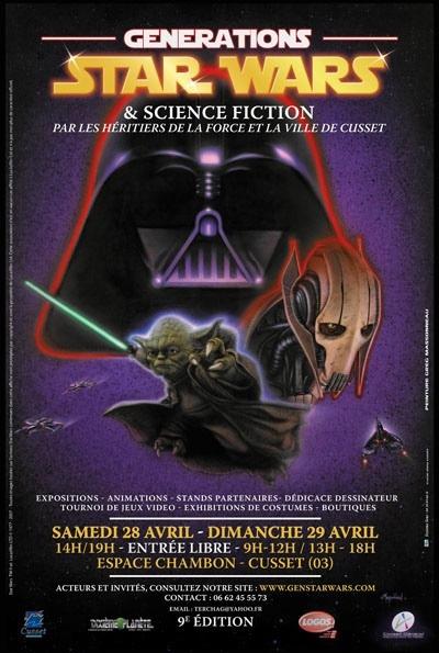 Générations Star Wars 2007