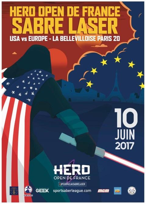 HERO Open de France
