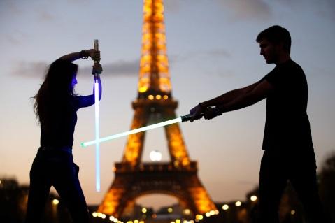 Open de Paris Sabre Laser