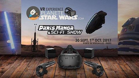 Paris Manga & Sci-Fi Show 24ème édition - PSW VR Experience