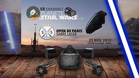 Open de Paris Sabre Laser - PSW VR Experience