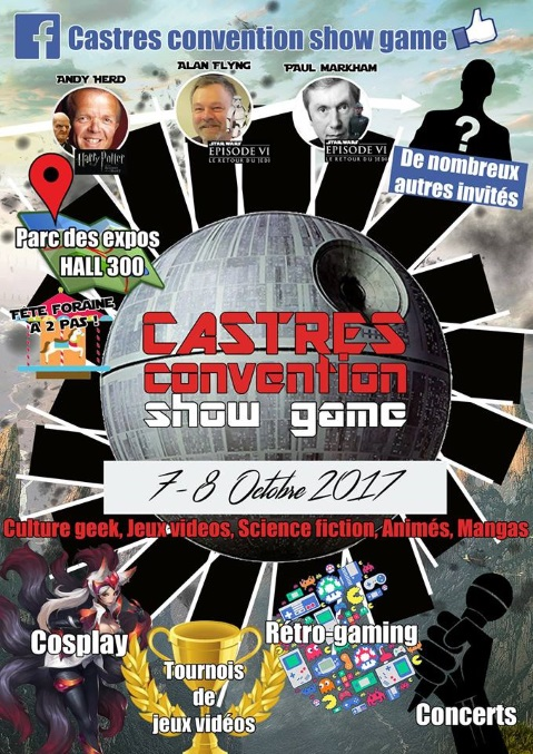 Castres Convention Show Game 2017