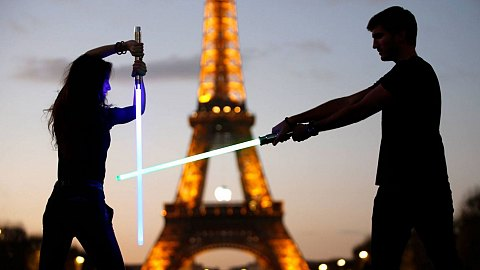 Open de Paris Sabre Laser