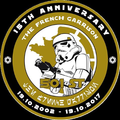 <Récolte de fonds de la 501st French Garrison