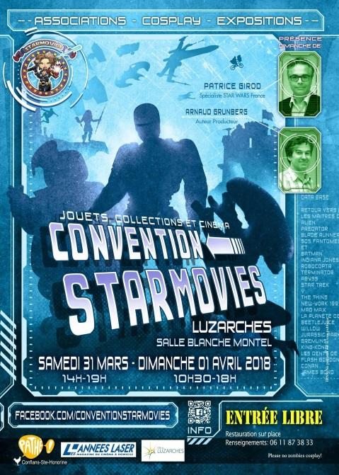 <Convention Starmovies