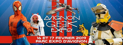 Festival Avignon Geek Expo