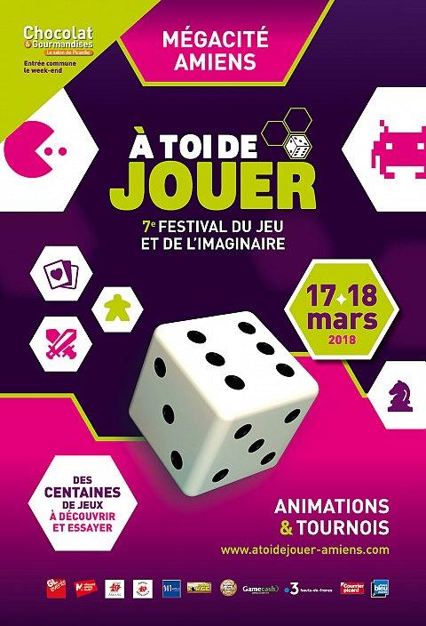 <A toi de Jouer Festival du Jeu