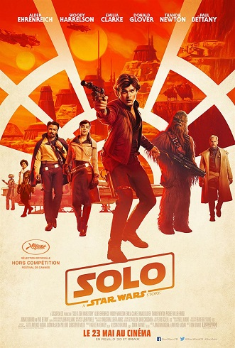 Sortie PSW pour « Solo a Star Wars Story »