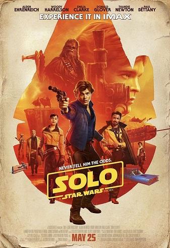 Sortie PSW «Solo a Star Wars Story»