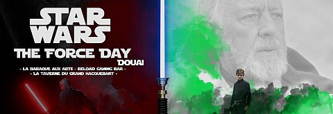 Star Wars The Force Day - Douai