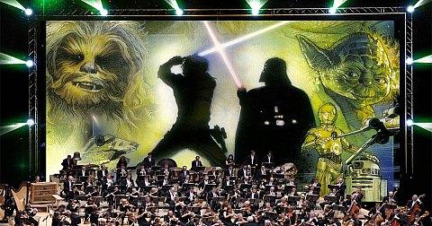 Ciné Concert Star Wars : Le Retour du Jedi