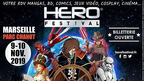 HeroFestival Marseille 2019