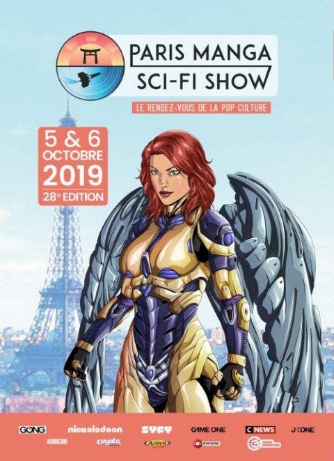 <Paris Manga et Sci-Fi Show 28ème édition