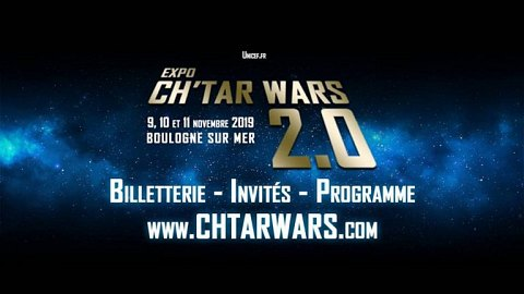 Expo Chtar Wars 2.0