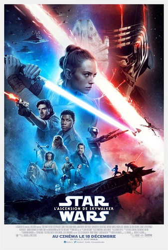Sortie PSW pour «Star Wars Episode IX»