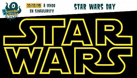 Star Wars Episode IX au Dernier Bar avant la Fin du Monde