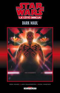 La BD Dark Maul de Delcourt en EXCLU