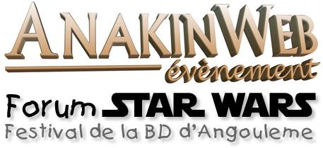 Les 4 ans du site AnakinWeb à Angoulême
