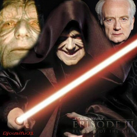 Photo 3 - [djousifu01] L'évolution de Palpatine...