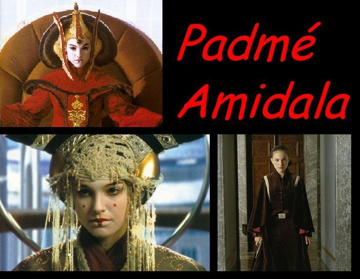 Photo 3 - [Nikananakin] Padme Amidala