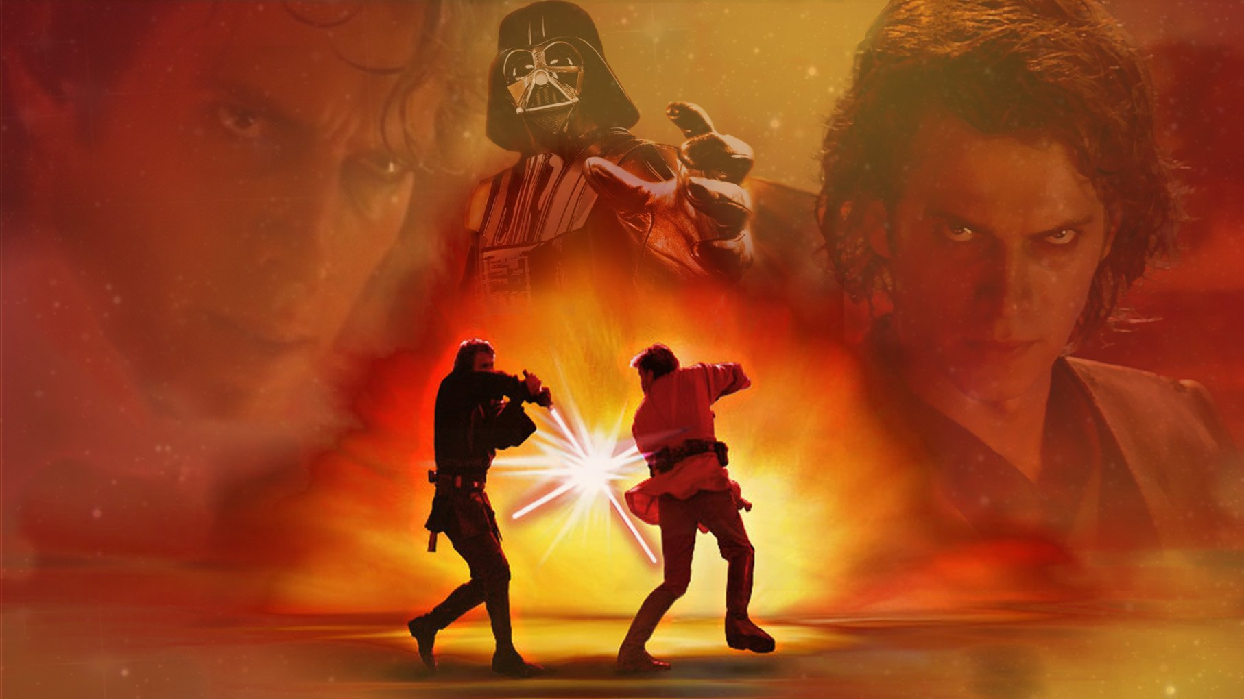 Photo 16 - Duel Anakin Obi-Wan Ep III [riina-milie]
