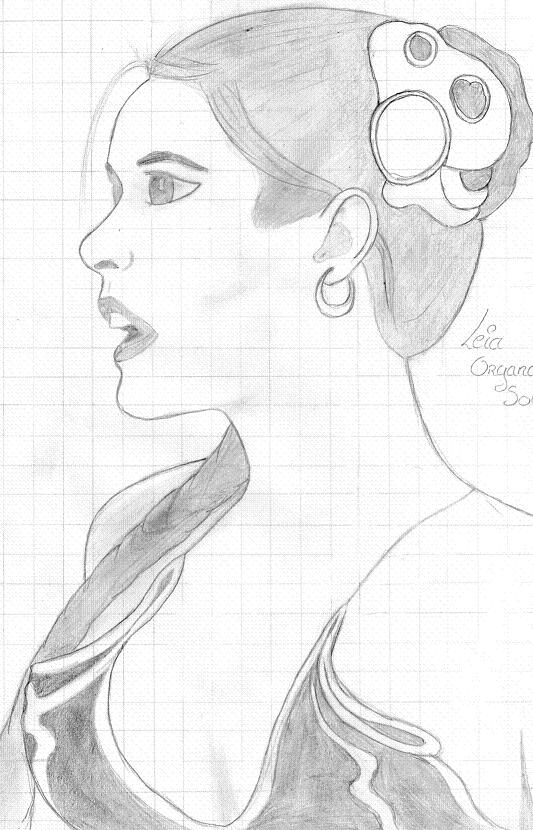 Photo 5 - [Leiaorganasolo] Leia Organa Solo