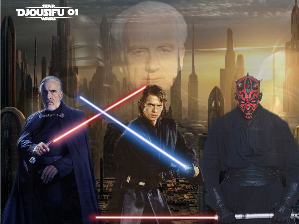 Photo 10 - [djousifu01] les 3 apprenties de DARTH SIDIOUS