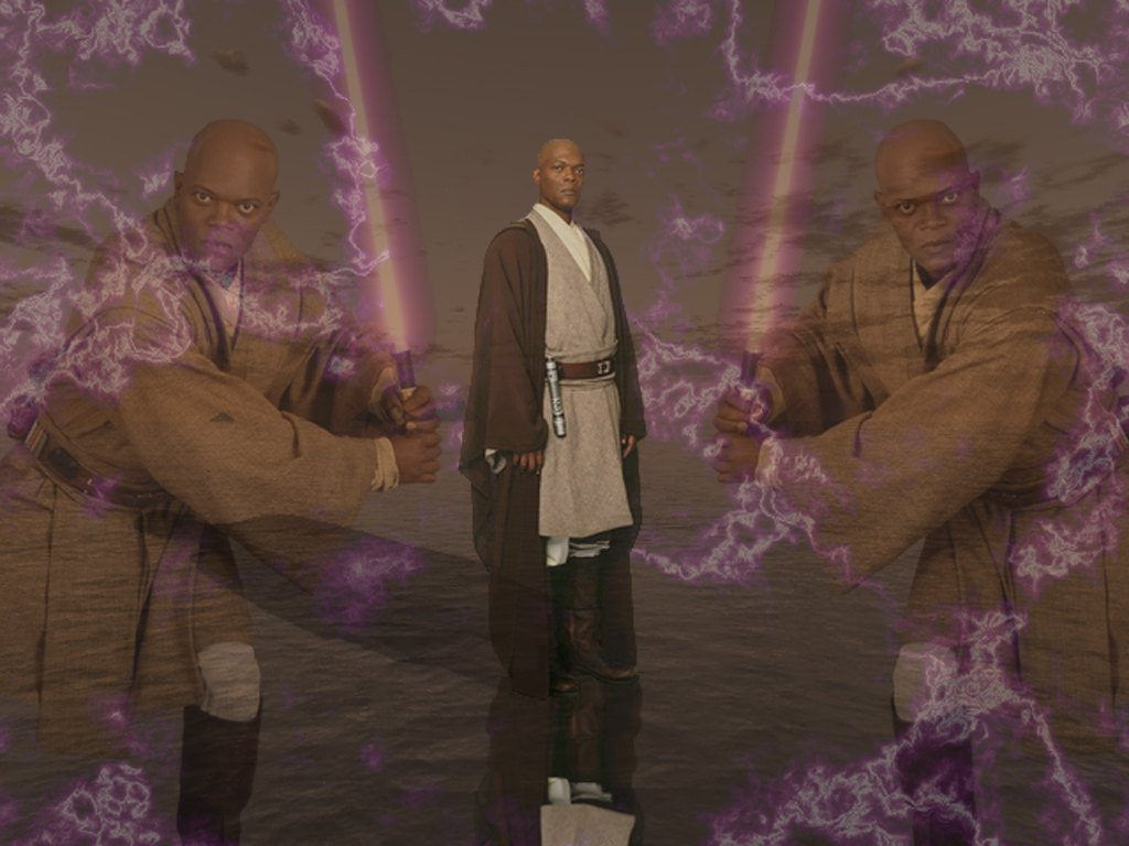 Photo 5 - [Yuripai] Mace Windu