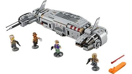 Du La Un Dévoile Nouveau Réveil Lego Vaisseau De Force 8nOP0kXw