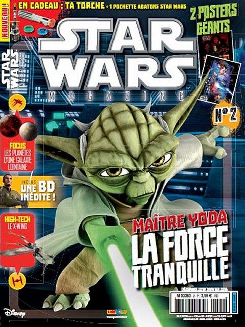Générations Star Wars et Science Fiction —