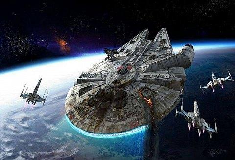 Quand Star Wars Inspire Les Artistes Forums Les Actualités