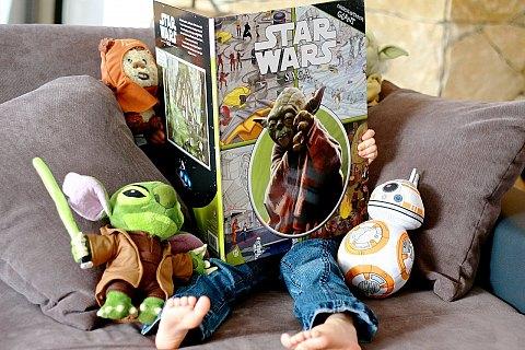 Review Cherche Et Trouve Geant Star Wars Saga