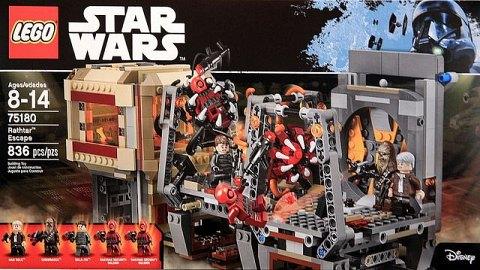 Les nouveaux sets lego star wars de l 39 ann e - Vaisseau dark maul ...