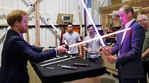 Des invités surprises dans le prochain Star Wars