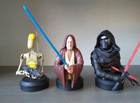 Star Wars buste collection Altaya C3PO neuf