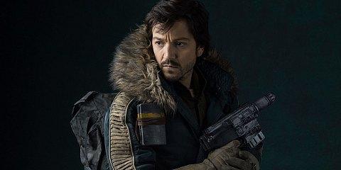 Une série préquelle à Rogue One annoncée sur Disney — Star Wars