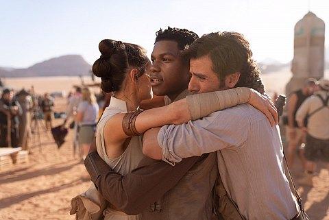 Star Wars: Episode 9 tourne bien, mais où est ce titre?