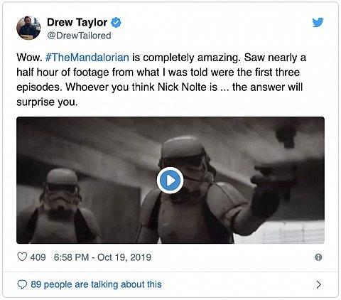 La Bande Annonce Finale de l'Ascension de Skywalker est en ligne !