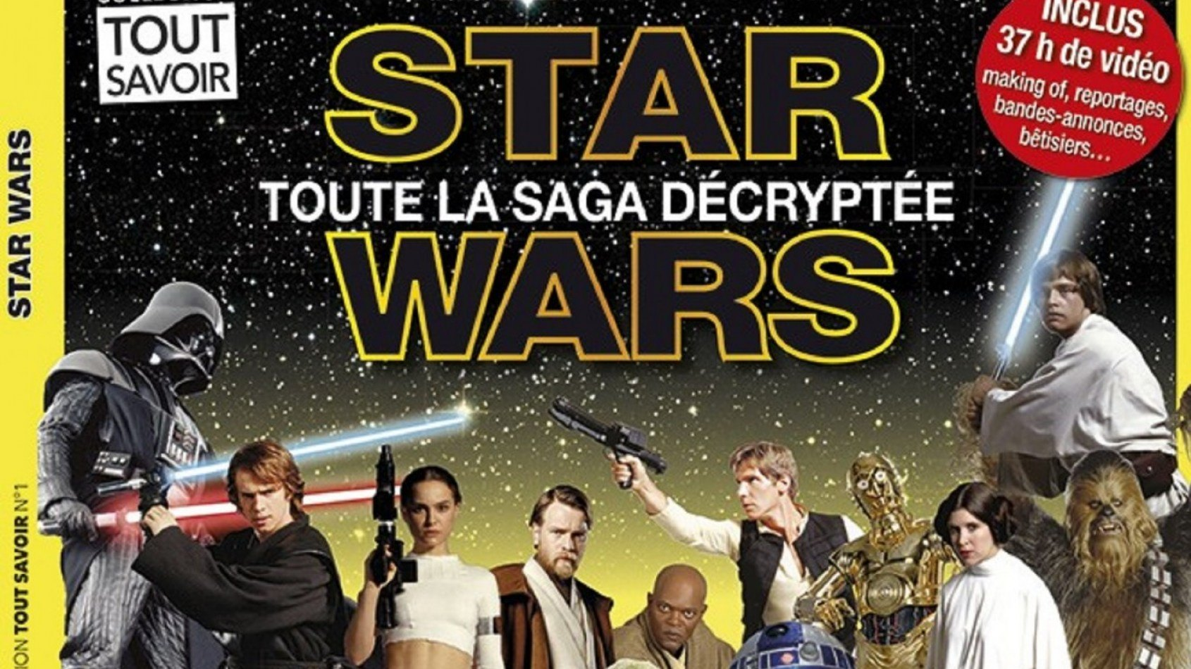 [Diverti] Le magazine Tout Savoir n�1 d�crypte la saga Star Wars