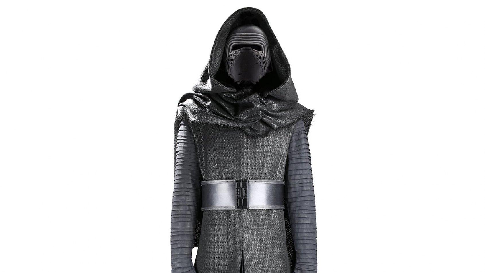 Le costume de Kylo Ren est en vente !