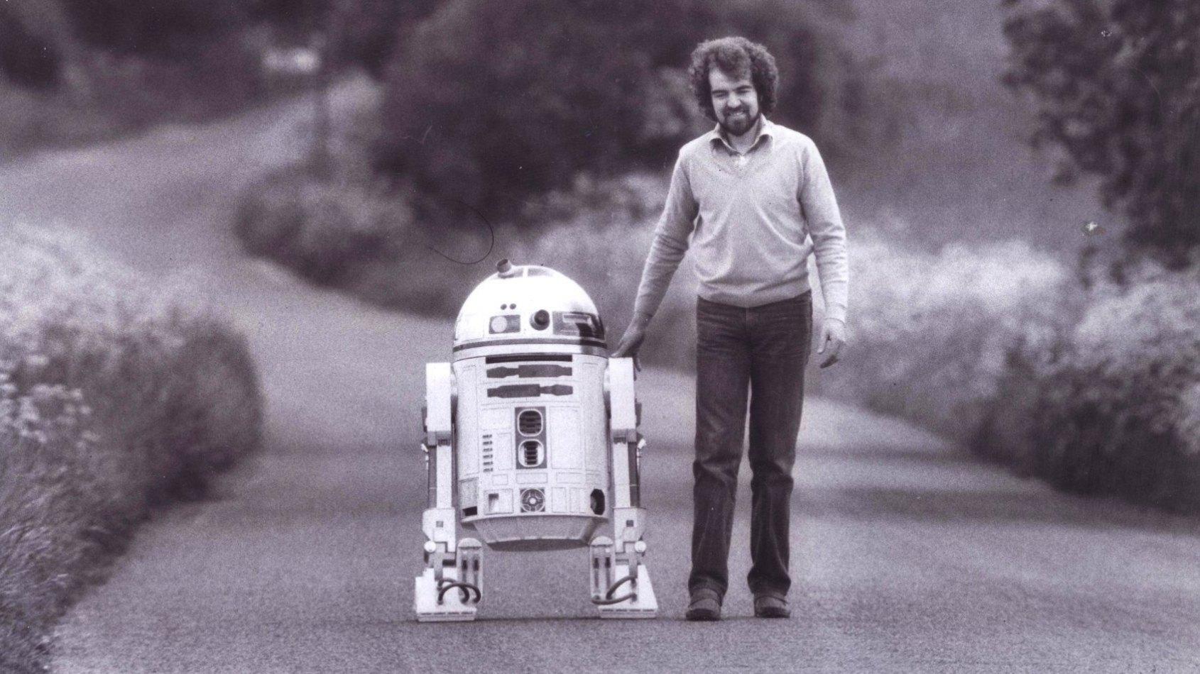 Décès de Tony Dyson, le « père » d'R2D2