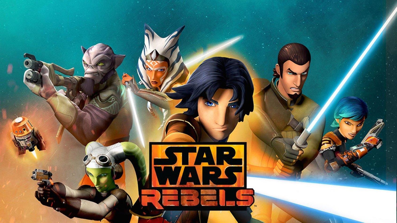 Les 10 meilleurs moments de Star Wars Rebels