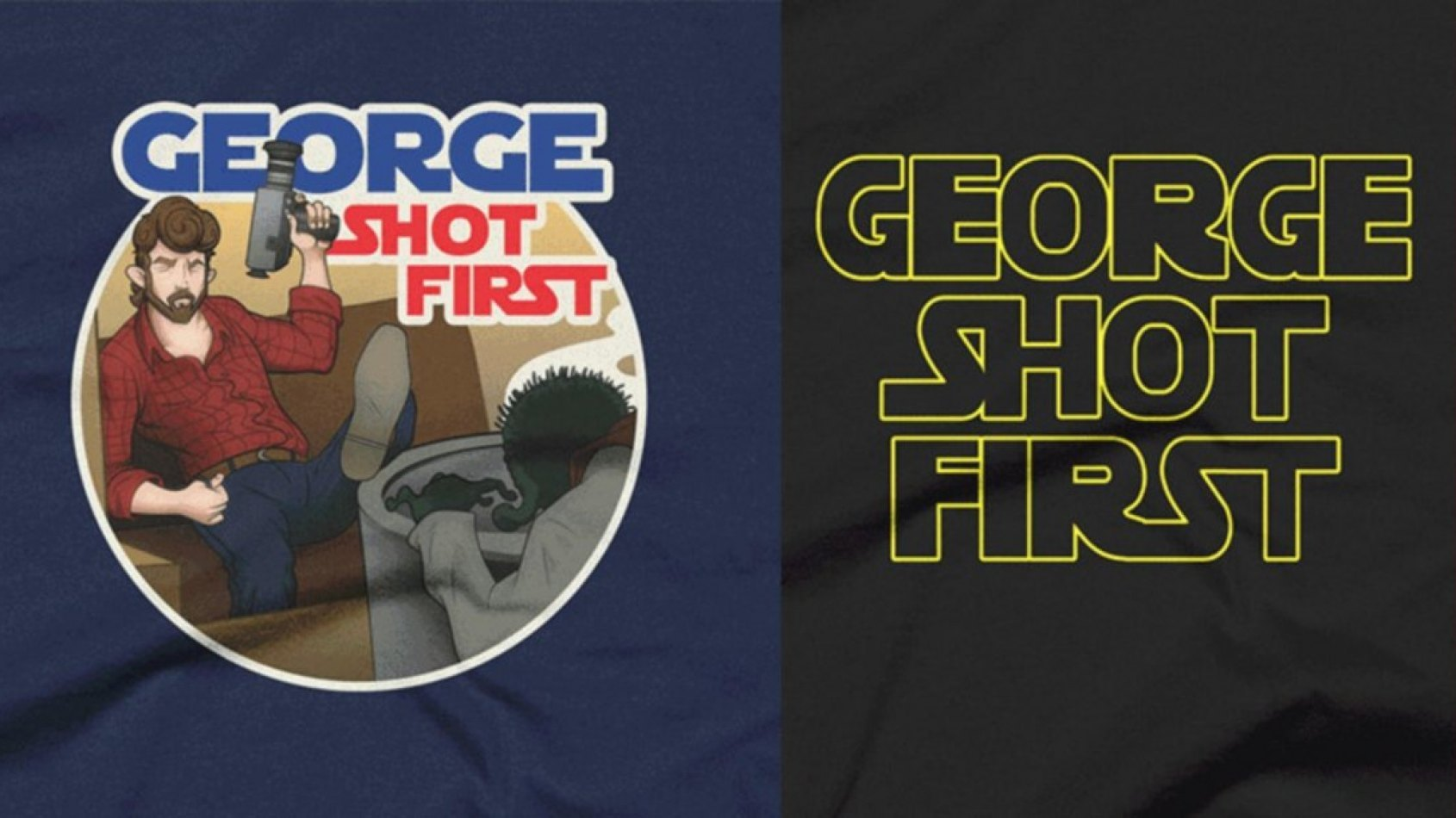 George Shot First : Le nouveau fan club de George Lucas