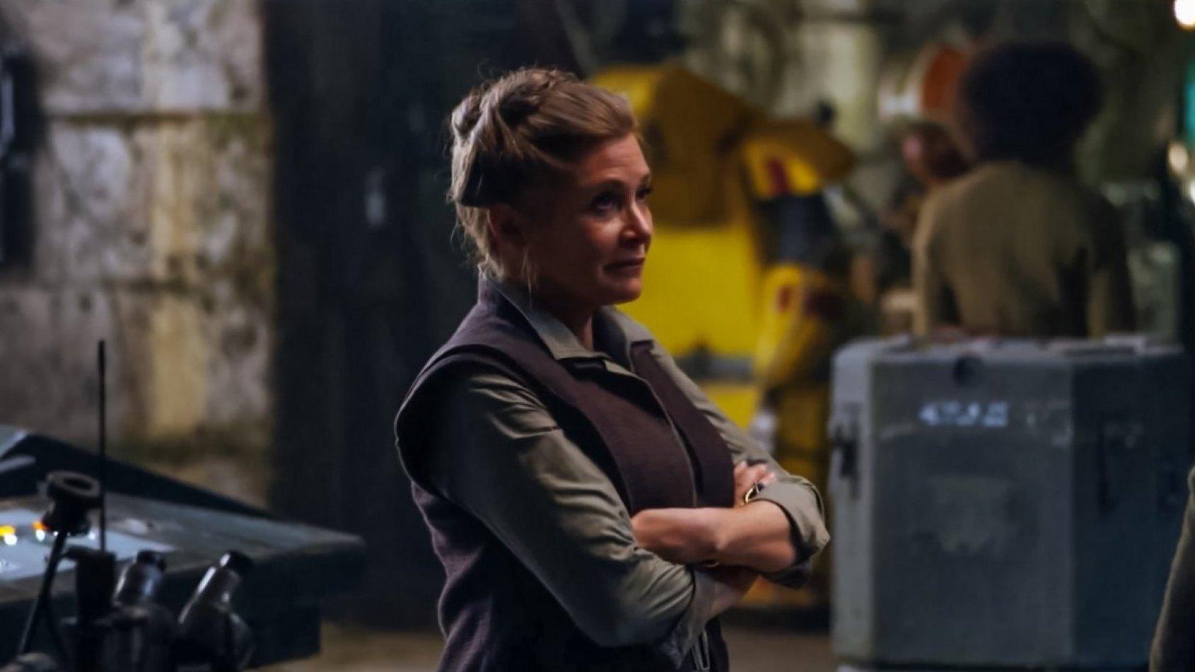 Une rumeur sur Leia et Luke Skywalker dans Star Wars Episode VIII