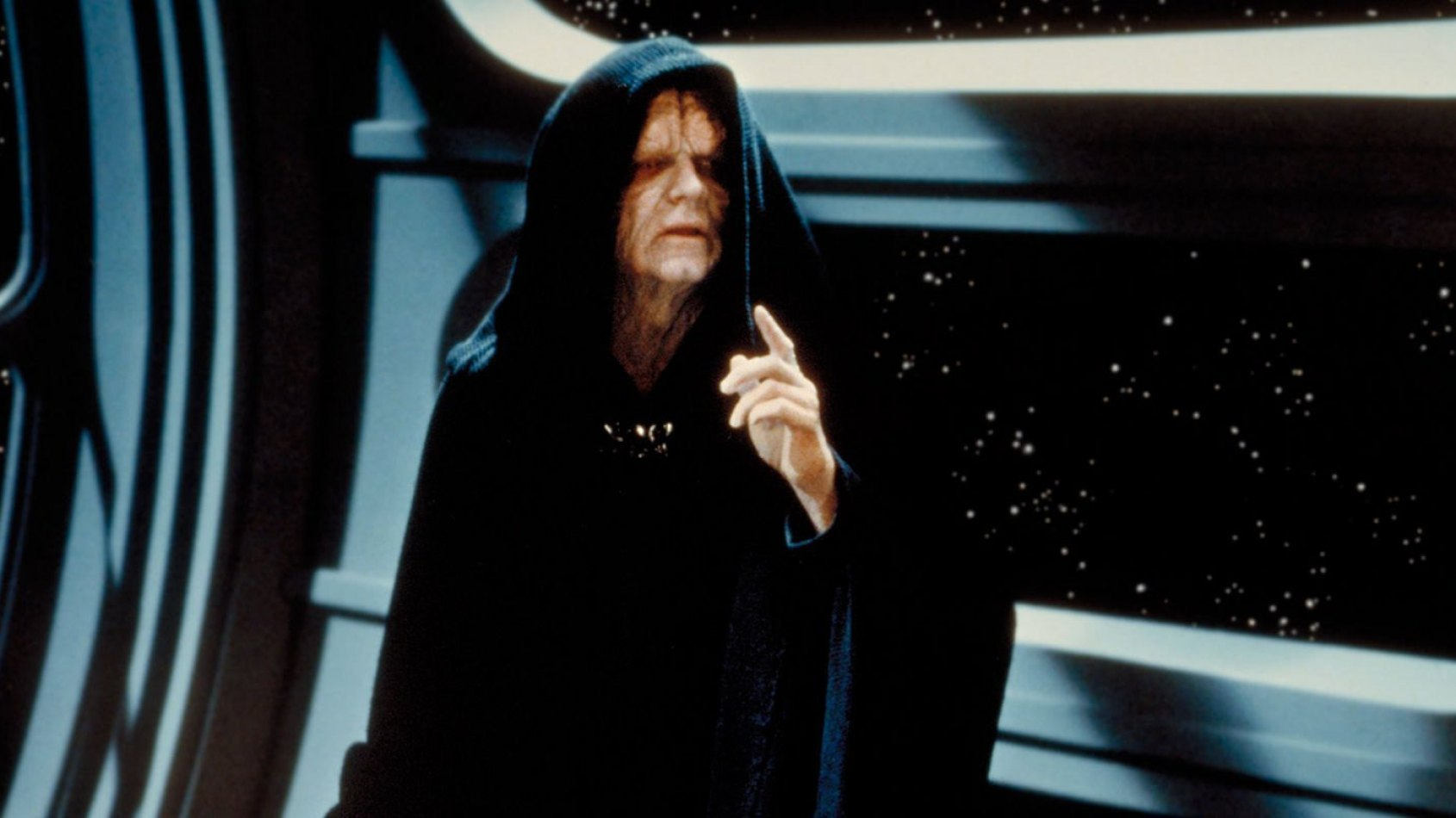 La série Live de George Lucas devait raconter la jeunesse de Palpatine